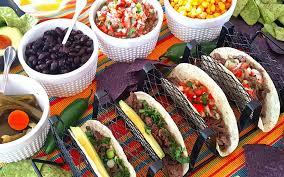 Image result for taco bar