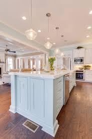 watery paint colorNew 2015 Coastal Virginia Magazine Idea House  Home Bunch