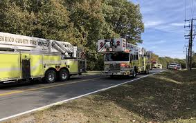 Crews Respond To Separate House Fires Within An Hour In