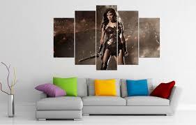 aliexpress com acheter imprimer wonder woman dans batman v