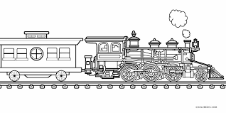 In fact, coloring books are even reported to be the best alternative to traditional forms of meditation as they allow the mind to relax, enter into a state of. Free Printable Train Coloring Pages For Kids