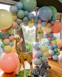 jungle safari baby shower