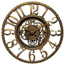 large vintage wall clocks uk home beautiful