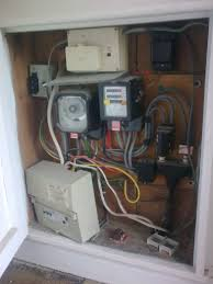 where not to install consumer unit electrician's blog do digital electric meters go bad at Bad Electric Meter Wiring