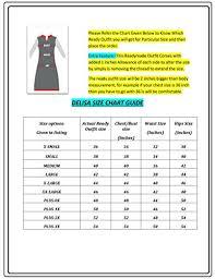 Cloth Size Chart In India Delisa Indian Wear Anarkali Salwar Kameez Party Wear Lt2
