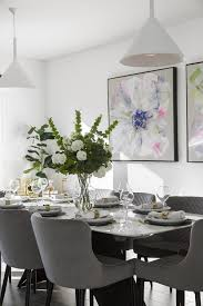 examples dining table decoration