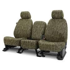 2nd row camo bottomland custom seat covers