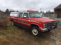 All Chevy 94 chevy 3500 : 1990 Chevy 3500 Crew Cab 8ft Bed w/ Cap for Auction | Municibid