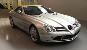 2005 Mercedes-Benz SLR McLaren for sale #2095245 - Hemmings Motor News