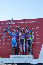 Ski World Cup Ladies Courchevel 2013, SCHILD Bernadette AUSTRIA, 3 ...