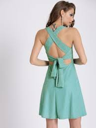 Light Green Fit And Flare Dress Light Green Fit Flare Dress