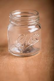 mason jar shot glasses wedding favors