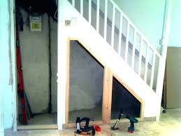 cabinet under stairs build shelves under stairs closet stairs closet storage ideas under stair closet storage