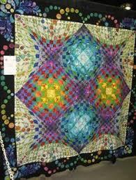 Mareenz: Liberated Rose Quilt | Pictorial Quilts: Botanical ... & optical illusion quilt patterns - Поиск в Google Adamdwight.com