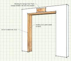 door jamb security making a door jamb image of garage door framing detail door jamb security door jamb