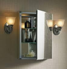 Recessed Bathroom Medicine Cabinets Best Bathroom Medicine Cabinets With Mirrors Reviews