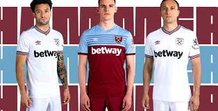Great news!!!you're in the right place for west ham jersey. West Ham 19 20 Home Away Kits Released Footy Headlines