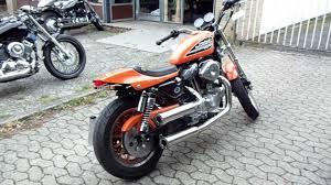 harley sportster flat track bikeranch roadkiller umbau www