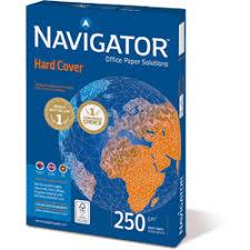 "<b>Бумага</b> ""<b>Navigator Hard</b> Cover"", A4, 125 листов, 250г/м2 купить ..."
