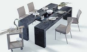 Small Picture 30 Modern Dining Tables for a Wonderful Dining Experience