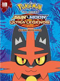 Pokemon the Series: Sun and Moon Ultra Legends: The Alola League Begins: Season  22 Set 2 [DVD] - Best Buy