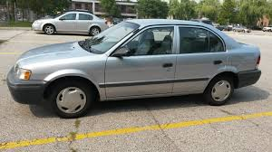 1998 Toyota Tercel - Overview - CarGurus