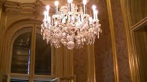 schönbrunn palace vienna wien paintings chandeliers crystals