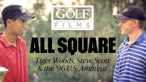 Tiger versus scott amateur