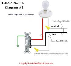 wiring diagram for a single pole light switch readingrat net 2 Pole Light Switch Wiring Diagram single pole switch diagram 2,wiring diagram,wiring diagram for a single pole light Two Pole Switch Wiring