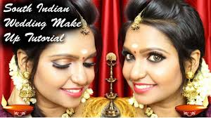 south indian traditional wedding make up tutorial 2 palette you