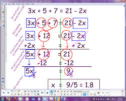 3 9 solving equations with variables on both sides