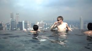 Marina Bay Sands Infinity Pool YouTube