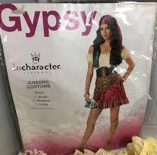 Teen Gypsy Costume Incharacter Costumes Llc 14015
