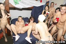 Real college sex parties