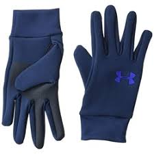 Under Armour Mens Armour Liner 20 Gloves