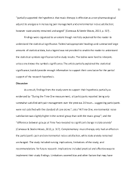 quantitative research article critique therefore the study results only 11