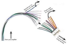 connecting your car speakers to an amp use your factory wiring Wiring-Diagram 4-Ohm Speaker at Amplified Speakers Wiring Diagram