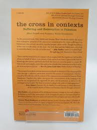 Mitri Raheb & Suzanne Watts Henderson - The Cross In Contexts - Hadeel -  Fair Trade Palestinian Crafts