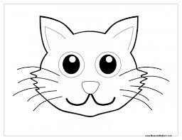 Small Picture face coloring page