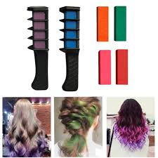 amazon temporary hair chalk dye powder b salon hair maa crayons replace diy beauty