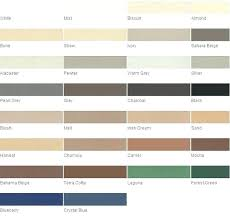 Grout Chart Sanded Grout Colors Gracetoday Co