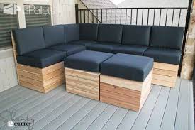 pallet furniture projects. 10 Pallet Furniture Projects That Help You Get The Most Of Your Lawn Other M