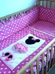 minnie mouse baby nursery crib bedding set medium size of excellent room pretty in minnie mouse baby