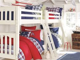 Kids Room Design: Red White And Blue Bunk Beds Boys Room - Boys ...