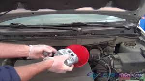 Oil Change & Filter Replacement Toyota Corolla 2000-2006 - YouTube