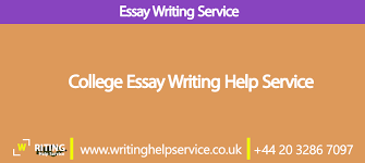 essay writing help service college essay writing help service