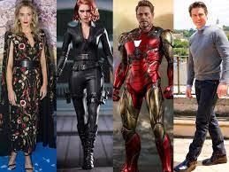 Emily Blunt as Black Widow, Tom Cruise ...
