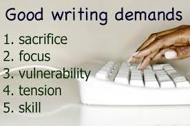 good writing demands skill next step editing good writing demands skill