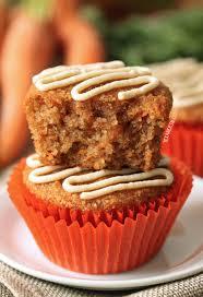 Healthier Carrot Cake Muffins Paleo Option Grain Free Gluten Free