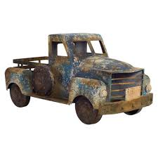 Melrose International Pickup Truck Sculpture - Walmart.com